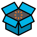 CPG box open icon